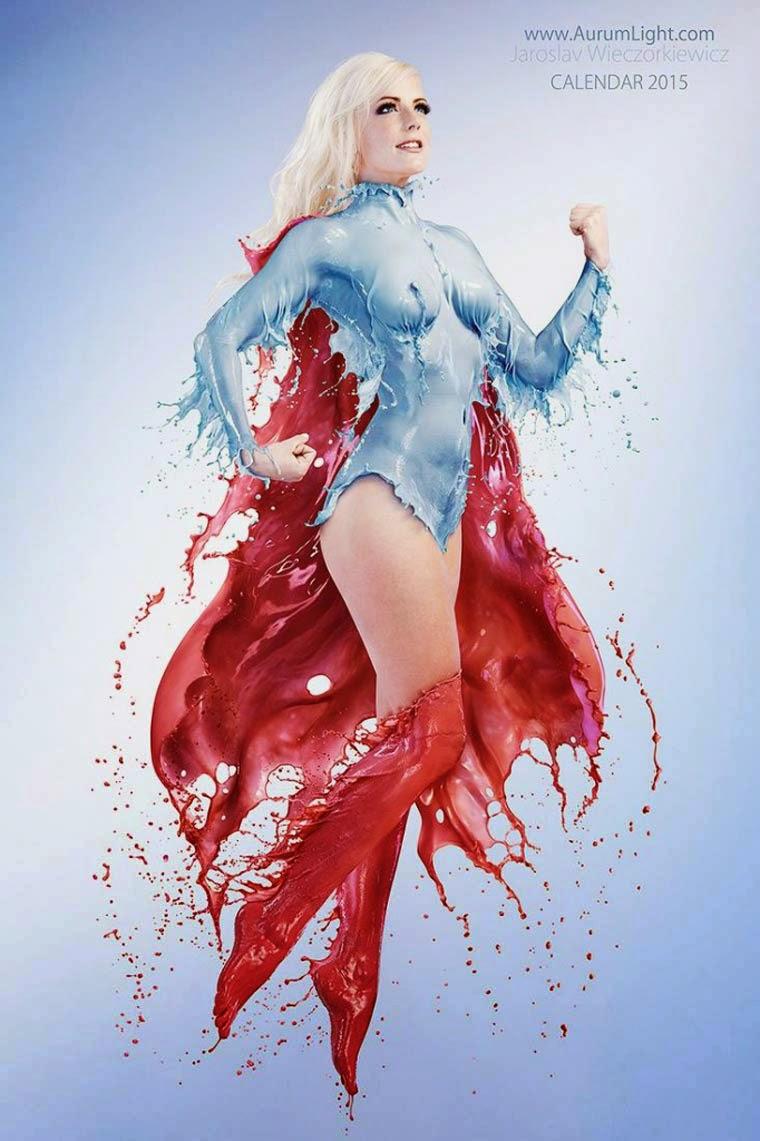 Splash Superhero Costumes