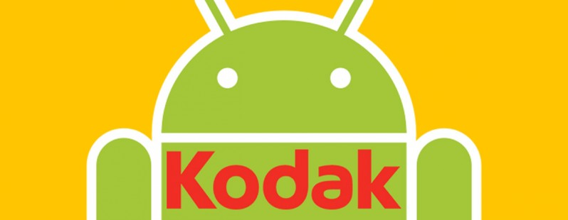 Kodak Will Unveil It's Android Smartphone at CES
