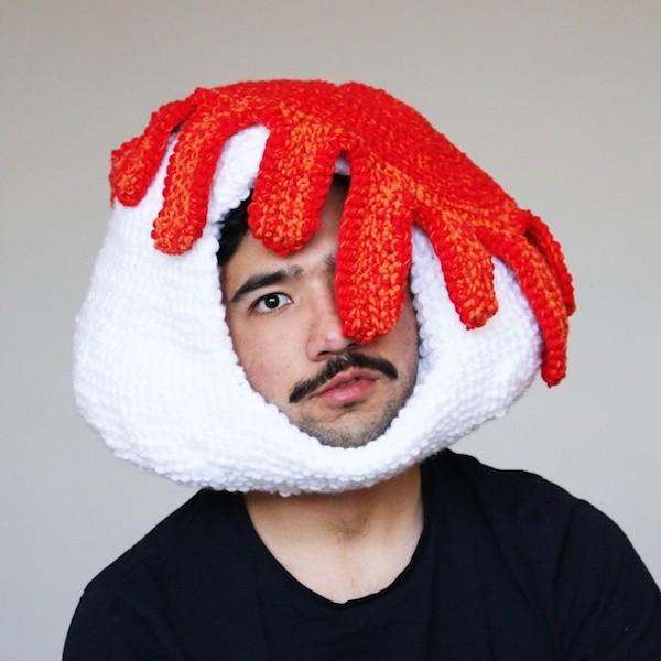 Ludicrous Food Hats