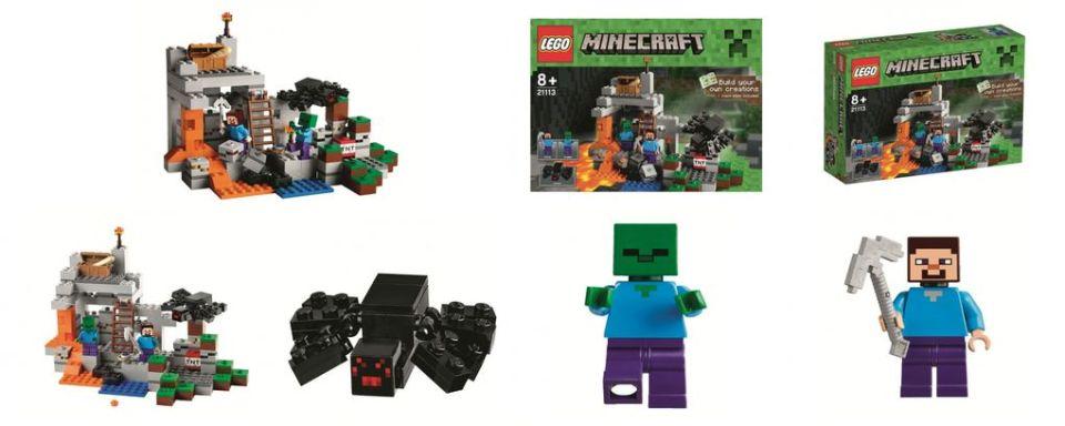 Minecraft 2014 Lego Sets (1)