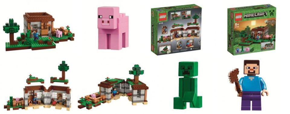 Minecraft 2014 Lego Sets (7)