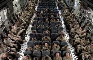 Soldiering Through