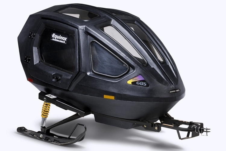Snowcoach For Your Snowmobiles