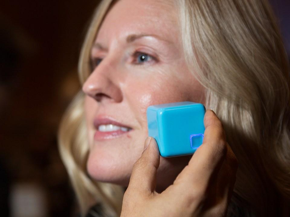 Oku Skin Health Sensor