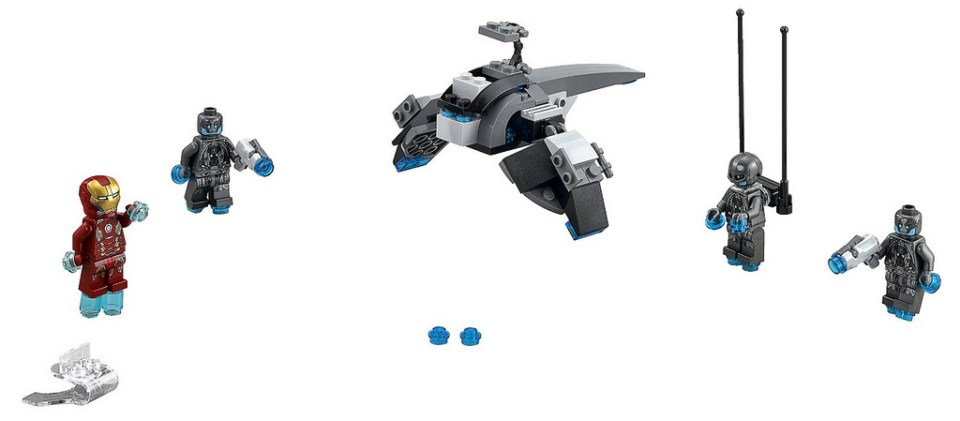 Avengers: Age of Ultron LEGO Sets