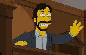Judd Apatow's Episode of THE SIMPSONS