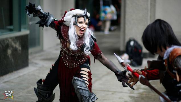 A Look Back At The Best Cosplays From 2014 (2)