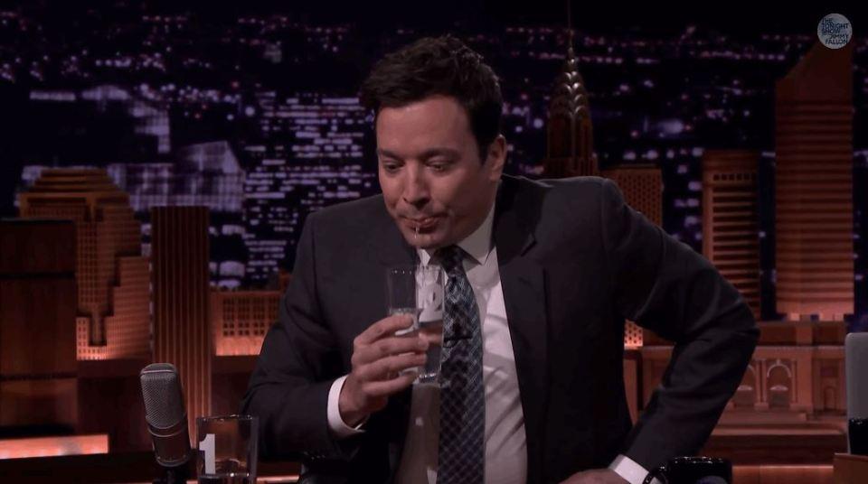 Prankster Bill Gates Tricked Jimmy Fallon Into Drinking Poop Water