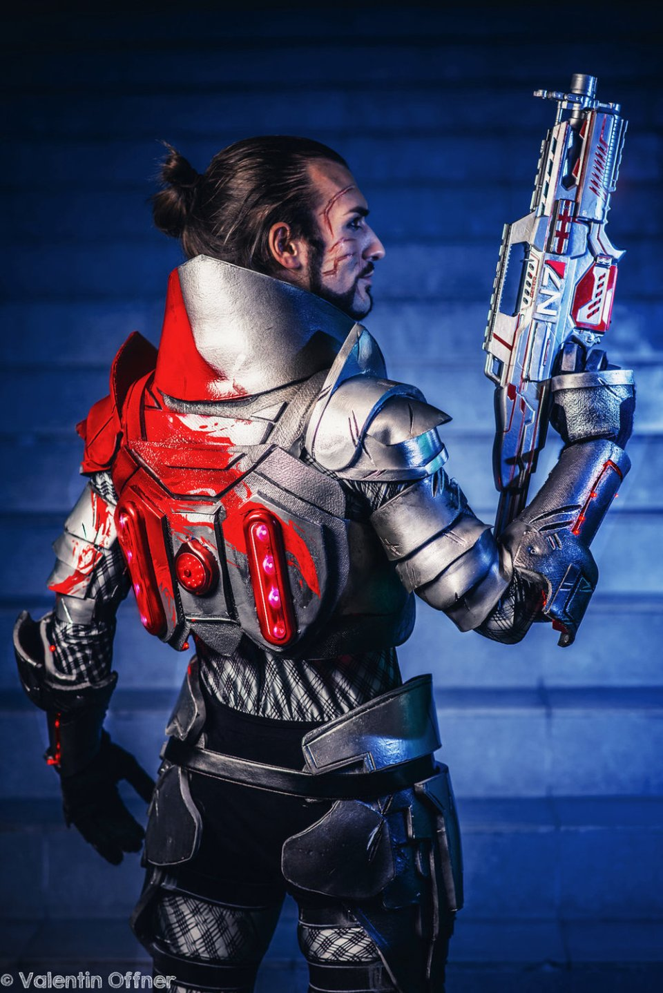 Blood Dragon armor from Mass Effect