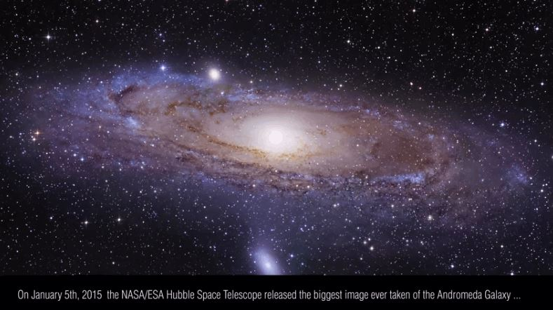 The Largest Hubble Image Ever