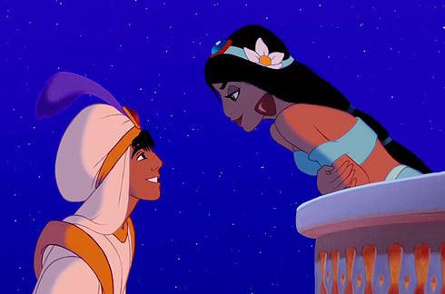 If Disney Princesses Had Realistic Hair