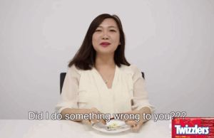 Koreans Taste American Snacks for the First Time