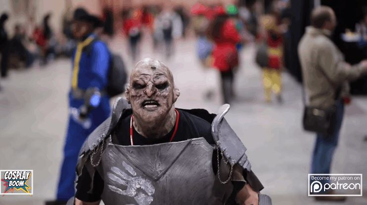 Middle Earth inspired Cosplay Video By Cosplay Boom (2)