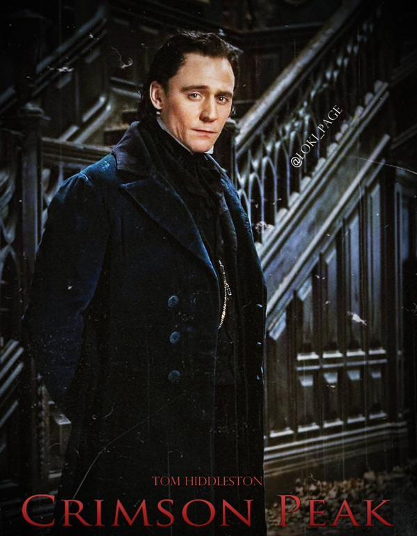 Tom Hiddleston in Crimson Peak (1)
