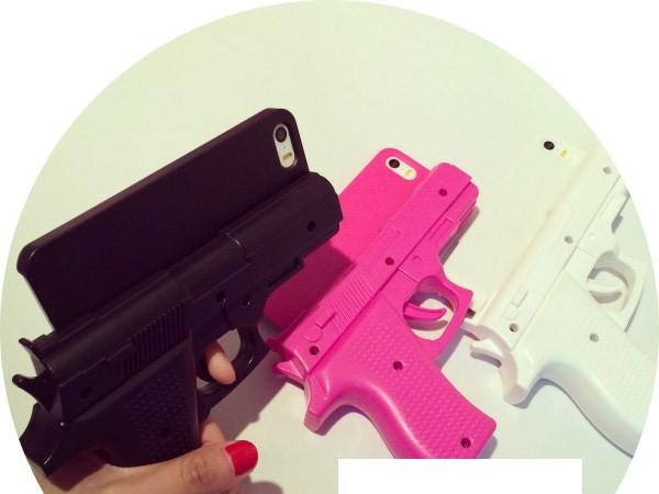Smartphone Gun Case