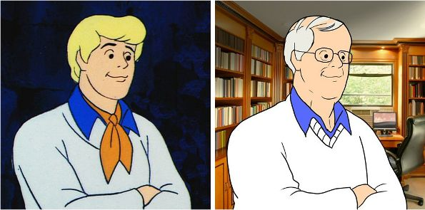 What Does The Cast Of Scooby Doo Look Like Today?