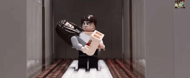 FIFTY SHADES OF GREY Lego