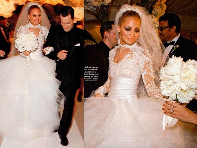 Nicole_Richie_wedding_Dress