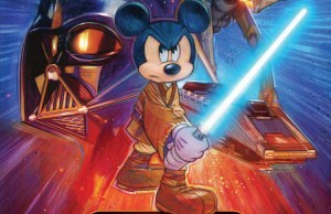 Disney STAR WARS WEEKENDS 2015 Poster Art