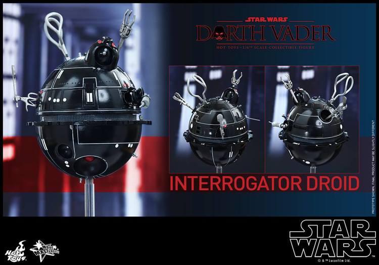 Hot Toys STAR WARS Interrogator Droid
