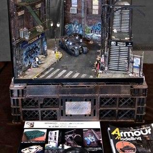 diorama art