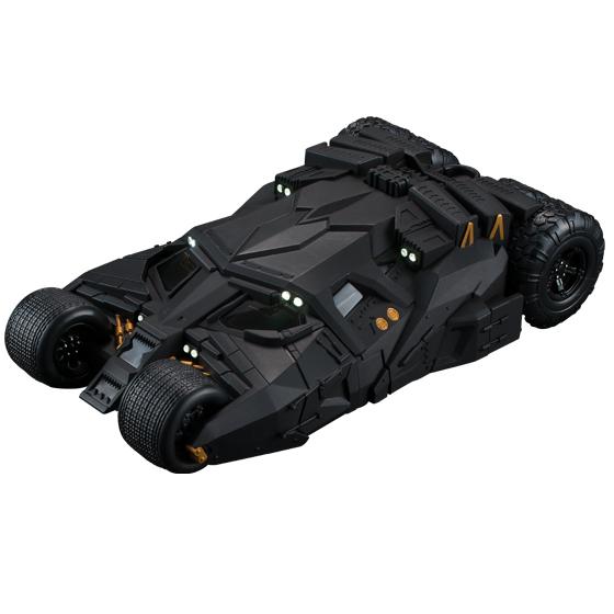 Batmobile Tumbler iPhone Case