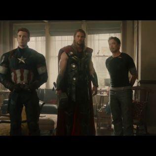 Avengers: Age of Ultron Trailer screenshots