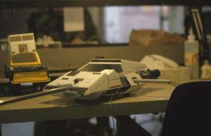 Bladerunner Model Shop