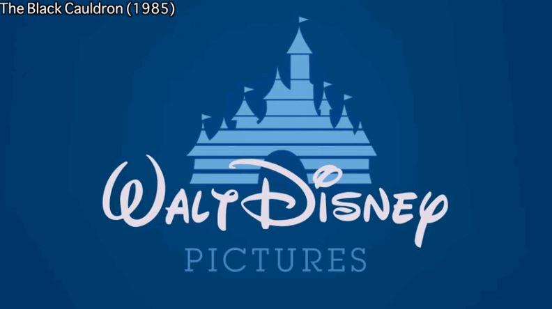 Every Disney Movie Logo Variation