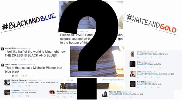 Science Explains What Color Is The Dress