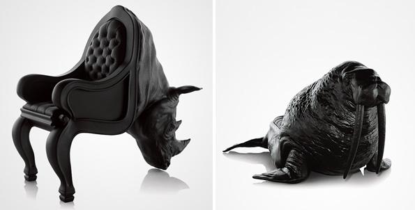 The Astounding Hippo Chair