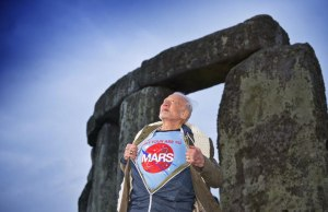 Buzz Aldrin's Message to the Cosmos