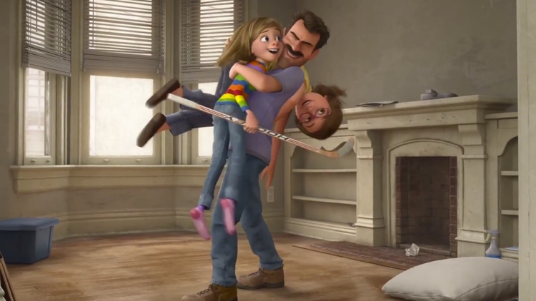 """Disney/Pixar are opening our minds with the new trailer for Inside Out, their newest classic-in-the-making. Check it out along with a special """"Meet the Cast"""" video below!  Growing up can be a bumpy road, and it's no exception for Riley, who is uprooted from her Midwest life when her father starts a new job in San Francisco. Like all of us, Riley is guided by her emotions –Joy (Amy Poehler), Fear (Bill Hader), Anger (Lewis Black), Disgust (Mindy Kaling) and Sadness (Phyllis Smith). The emotions live in Headquarters, the control center inside Riley's mind, where they help advise her through everyday life. As Riley and her emotions struggle to adjust to a new life in San Francisco, turmoil ensues in Headquarters. Although Joy, Riley's main and most important emotion, tries to keep things positive, the emotions conflict on how best to navigate a new city, house and school.  Inside Out is written and directed by Pete Docter (Monsters, Inc., Up) with co-director Ronnie del Carmen. It is due for release June 19, 2015, only five months before Pixar's next effort The Good Dinosaur opens on November 25, 2015."""