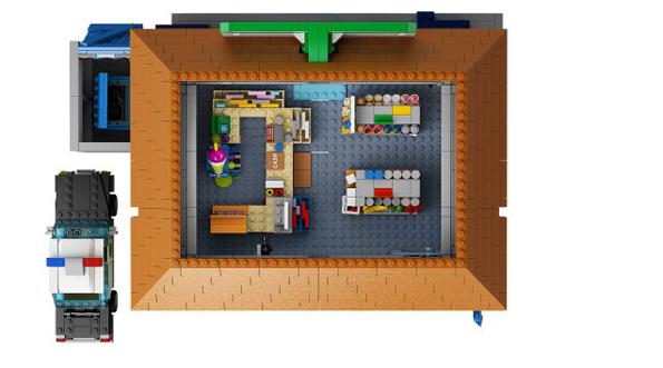 LEGO Kwik-E-Mart