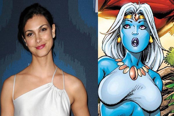 Morena Baccarin Will Play Copycat in DEADPOOL