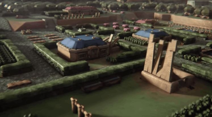 THE LEGEND OF ZELDA Gets a GAME OF THRONES Treatment