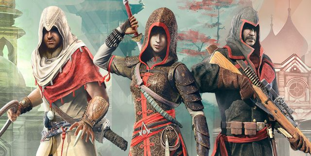 Assassin's Creed Chronicles Trailer
