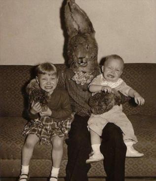 Worst Easter Bunnies