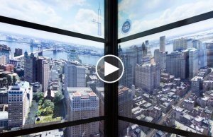 Timelapse of New York's Skyline