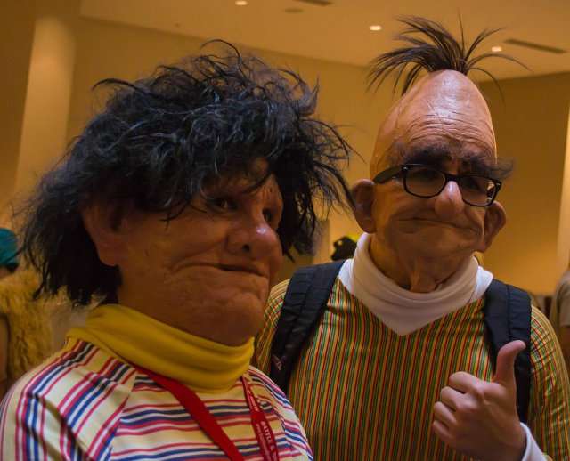 Ten Weird Costumes from Con and Beyond