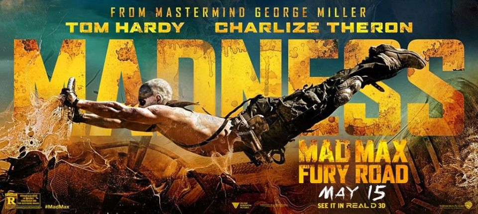 Mad Max: Fury Road Banner