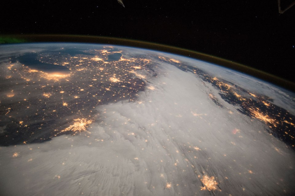 Jaw-Dropping Earth Day Images