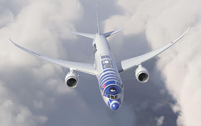 Star Wars Themed Jet
