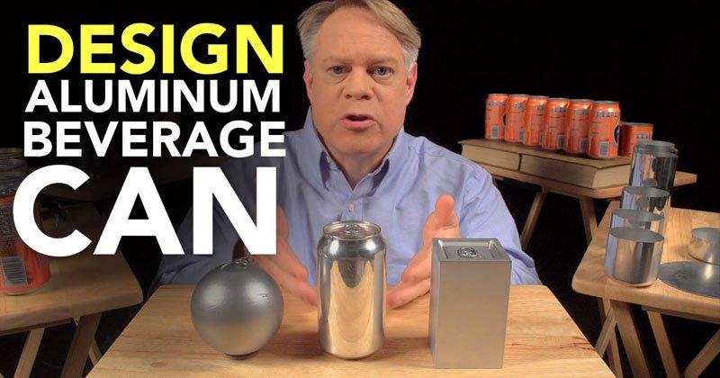 Alternate Designs of the Aluminum Can