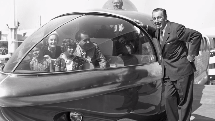 Walt Disney's Connection to TOMORROWLAND Explained