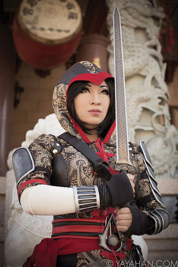 Assassin's Creed Chronicles Cosplay By Yaya Han