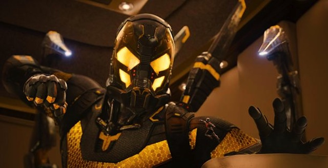 First Photo of Ant-Man's Yellowjacket