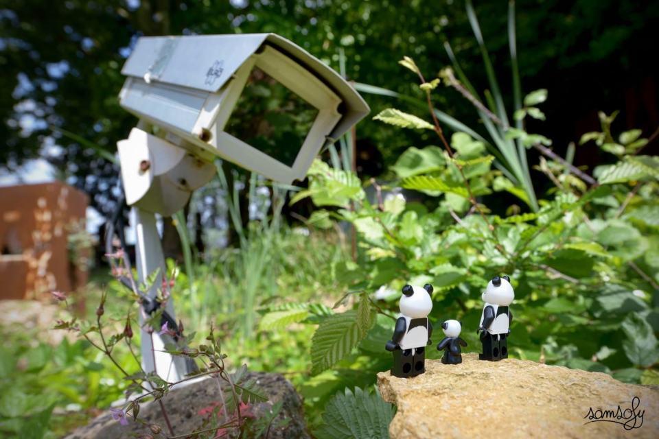 Miniature LEGO Scenes