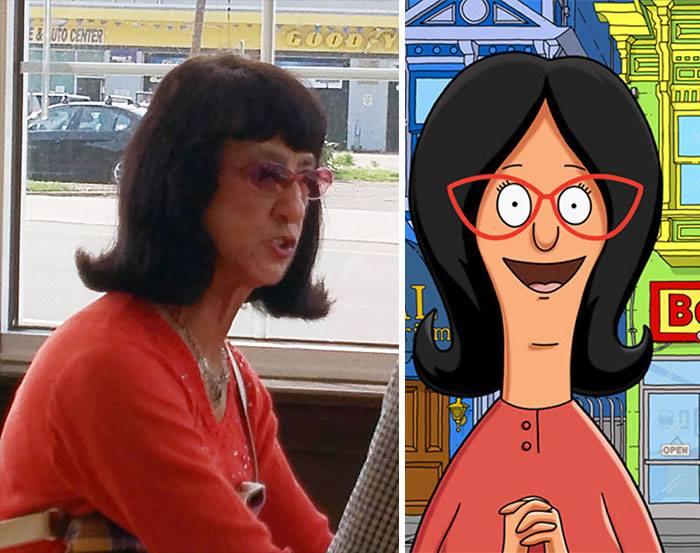 Cartoon Heroes in Real Life