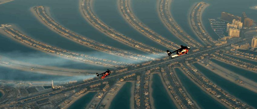 Jetman Dubai _ Young Feathers 4K - YouTube